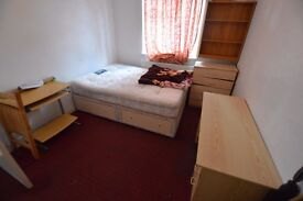 Double room - all bills included - fully furnished - 130 per week