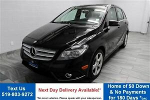 2014 Mercedes-Benz B-Class SPORTS TOURER HATCHBACK w/ LEATHER! P
