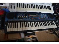 Yamaha DJX Keyboard synthesizer