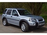 Land Rover Freelander TD4 2006. Mint condition. Low mileage. A real gem of a car