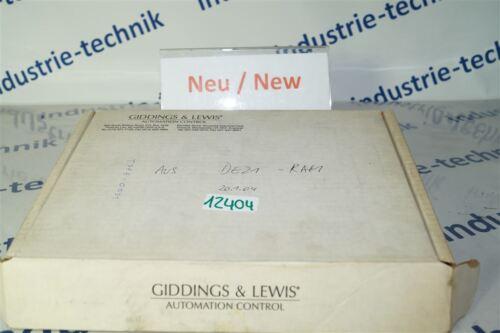 Giddings & Lewis 502-03642-03 Module 502-03642-02R1 PIC900