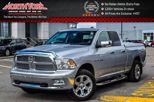 2009 Dodge Ram 1500 Laramie 4x4|Nav|Sunroof|SideSteps|Leather|To