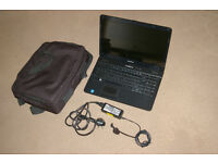 15.6 inch Laptop with case