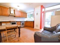 Recently decorated four double bedroom townhouse with private garden in Kennington