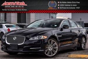 2013 Jaguar XJ Supercharged|Nav|PanoSunroof|BackupCam|Bluetooth|