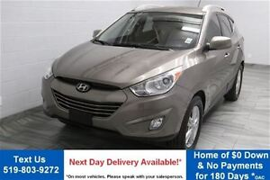 2011 Hyundai Tucson GLS AWD w/ PARTIAL LEATHER! HEATED SEATS! AL
