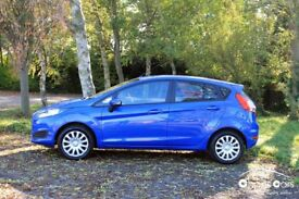 2013 Ford Fiesta 1.25 Style 5dr £5895