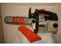 Stihl (MS200T) 020T Petrol chainsaw top handle arborist saw