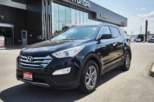 2014 Hyundai Santa FE Prem FWD BLUTOOTH / AIR CON / ONE OWNER AN