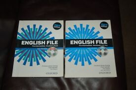 English file pre-intermediate student books