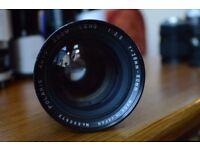 Polaris 38-80mm f3.5 lens