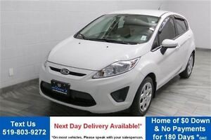 2013 Ford Fiesta SE 5-SPEED HATCHBACK w/ HEATED SEATS! POWER PAC