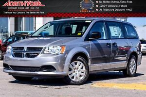 2017 Dodge Grand Caravan New Car|CVP|CruiseControl|PowerLocks|