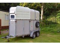 horsebox Richardson Light 16.3GX horse box trailer