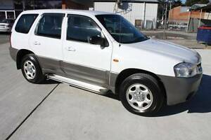 2003 Mazda Tribute Wagon South Nowra Nowra-Bomaderry Preview