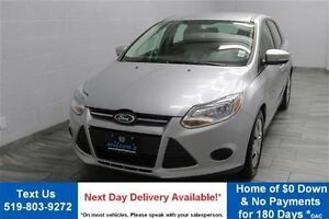 2014 Ford Focus SE SEDAN w/ HEATED SEATS! POWER PACKAGE! CRUISE