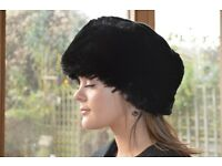 Gilly Forge Fur Hat - Brand New/ Labels Attached