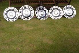 Rolls Royce steel wheel trims