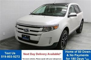 2014 Ford Edge SEL SPORT! V6 AWD w/ 23,000KM! NAVIGATION! LEATHE