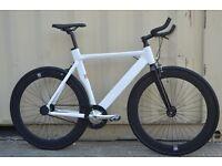 Brand new NOLOGO ALUMINIUM single speed fixed gear fixie bike/ road bike/ bicycles g2