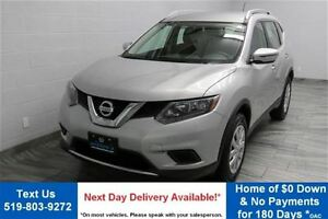 2016 Nissan Rogue S AWD w/ REVERSE CAMERA! BLUETOOTH! POWER PACK