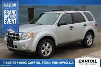 2011 Ford Escape XLT *Auto-Power Seat-Stability Control*
