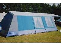 Large 6 birth tent for sale