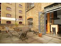 Incredible 2 Bed Converted Warehouse in Shad Thames with Private Terrace