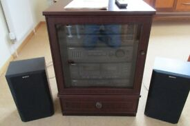 sony compact stereo unit