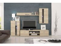 ON SALE NOW!!! LIFE LIVING ROOM SET! TV UNIT, CABINET, SHELF AND DISPLAY UNIT! !DELIVERY AVAILABLE!
