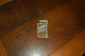 Vintage empty boxes, Will cigarette and De Witts pills diuretic stimulant