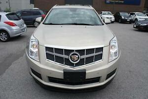 2010 Cadillac SRX LUXURY   AWD   PANO SUNROOF   LEATHER N MEMORY