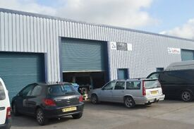 Industrial/ Warehouse Premises to Let 2099 sq ft