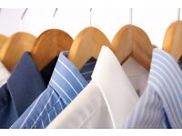 Dry Cleaning and Ironing Staff Required
