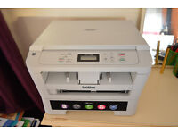 Brother DCP-7055 Mono-laser, printer, scanner, copy