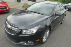 2013 CHEVROLET CRUZE LT TURBO GROUPE RS,TOIT,CUIR,BLUETOOTH