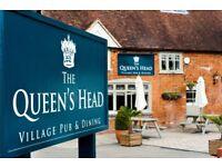 Pub Supervisor - East Clandon, Near Guildford, Surrey