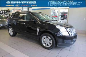 2013 Cadillac SRX AWD TRACTION INTEGRALE (AWD)