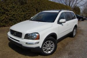 2009 Volvo XC90 7 passagers, tv/dvd, impeccable !!!