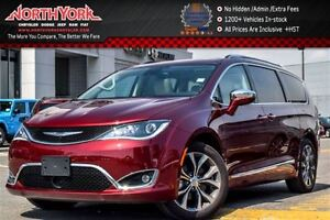 2017 Chrysler Pacifica Limited|Adv.SafetyTec,Uconnect Theater,Ti