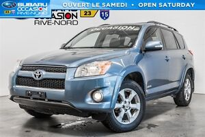2009 Toyota RAV4 Limited 4WD MAGS+TOIT