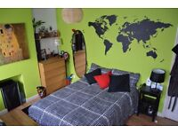 Renting a big room in a shared house placed in the lively Peckham -zone 2- from 13/02/17 to 07/03/17