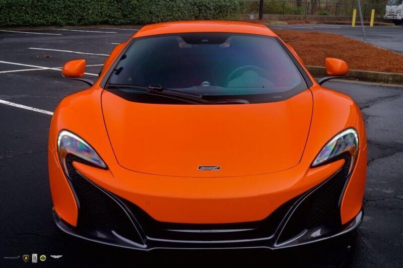 Image 4 Coche Americano usado McLaren 650S 2015