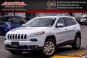 2017 Jeep Cherokee NEW Car Limited|4x4|Luxury,Safetytec,Tech Pkg