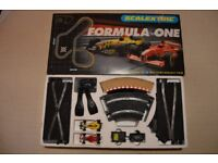 Scalextric Formula One C1035 Boxed Set