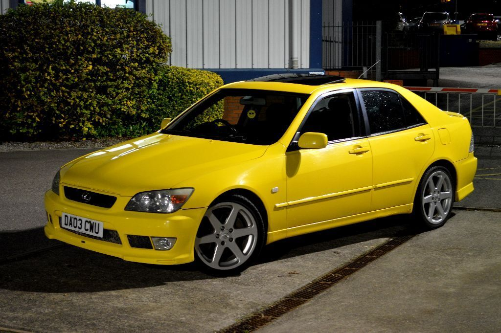 Lexus Is 200 Sport Limited Edition Only 50 Made 03