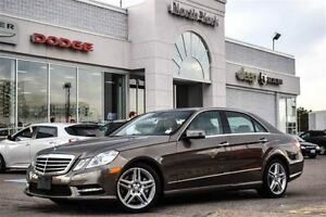 2013 Mercedes-Benz E350 4Matic|Fully Loaded!AMG,Premium,Driving