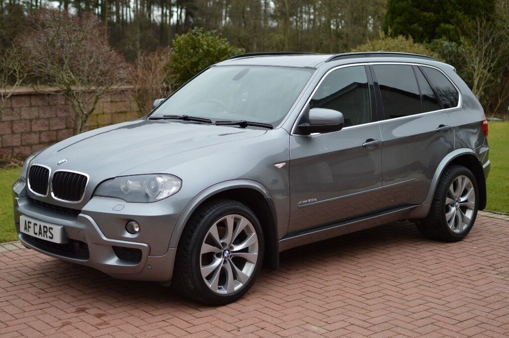 NOW RESERVED! STUNNING BMW X5 30d M SPORT, LOW MILEAGE