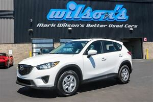 2013 Mazda CX-5 GX SKYACTIV! PUSH BUTTON START! CRUISE CONTROL!