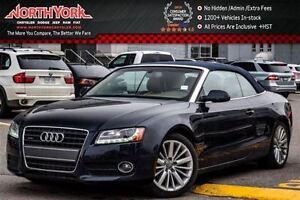 2012 Audi A5 2.0L Premium Plus|AWD|BlindSpot|PwrTop|HtdFrontSea